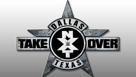 Watch WWE NXT TakeOver Dallas 1/4/2016