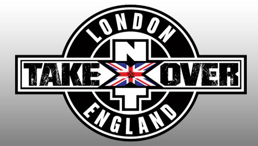 Watch WWE NXT TakeOver London 16/12/15