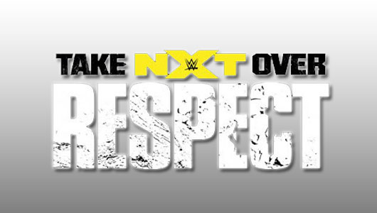 Watch WWE NXT Takeover Respect