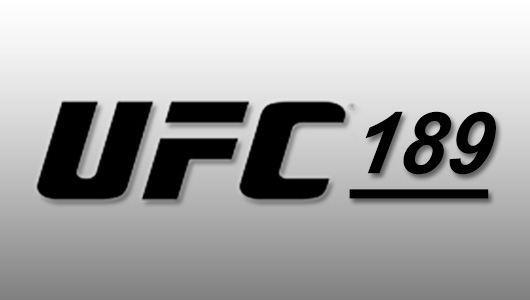 Watch UFC 189 Mendes vs McGregor