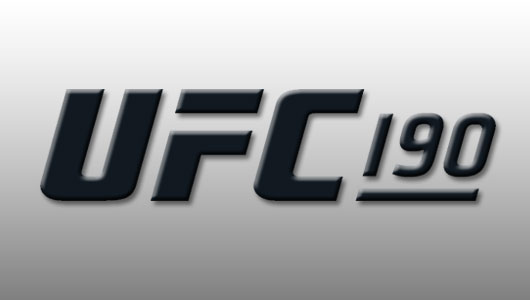 Watch UFC 190 [Rousey vs Correia]
