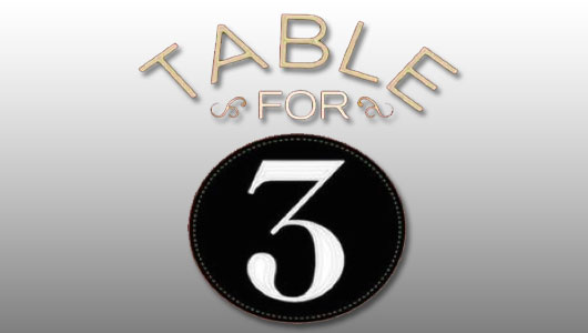 Watch WWE Table For 3 Season 3 Episode 9