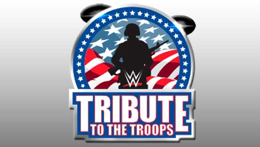 Watch WWE Tribute to The Troops 2015