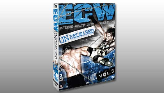 Watch WWE ECW Unreleased Vol 3 2015 DVD