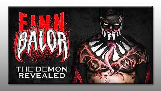 Watch Finn Balor Documentary The Demon Revealed!