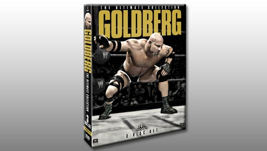 GOLDBERG The Ultimate Collection DVD