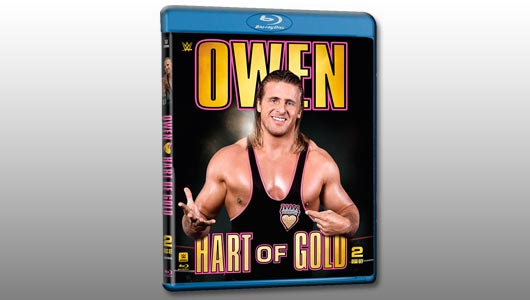 Watch Owen Hart of Gold DVD