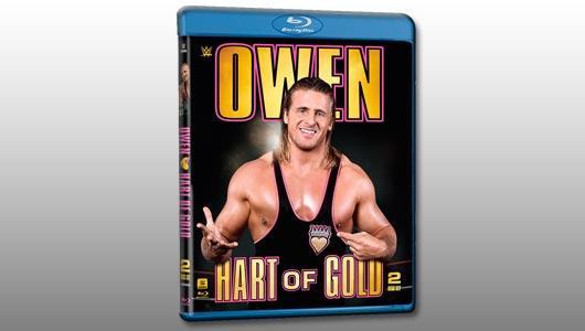 Owen Hart of Gold DVD