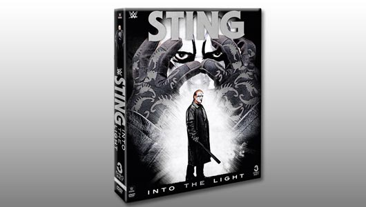 Sting Into The Light 2015 DVD
