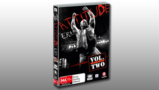 The Attitude Era Volume 2 DVD
