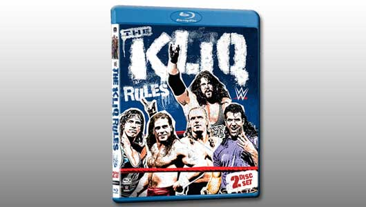 Watch WWE The Kliq Rules 2015 DVD
