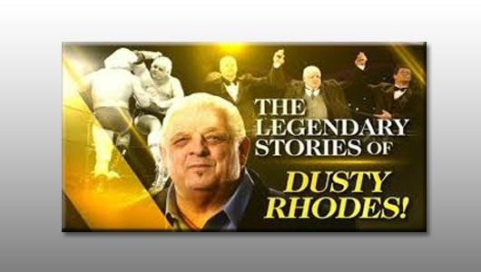 Watch The Legendaries Stories of Dusty Rhodes