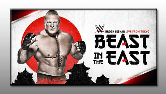 watch wwe beast in the east 2015