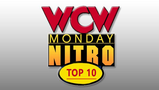 Watch WWE Special Monday Nitro Top 10