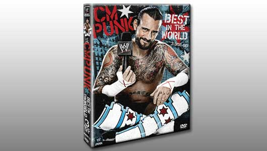 Watch CM Punk Best In The World DVD