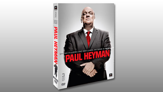 Ladies and Gentlemen My Name is Paul Heyman [DVD]