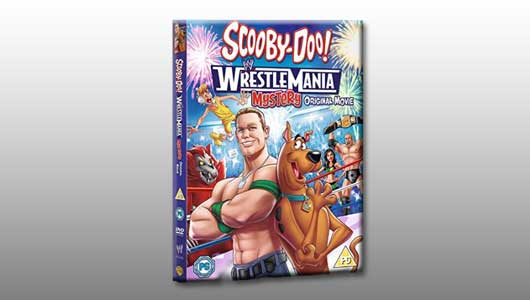 Watch Scooby Doo Wrestlemania Mystery 2014
