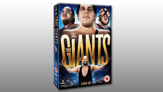 Watch WWE True Giants Full DVD