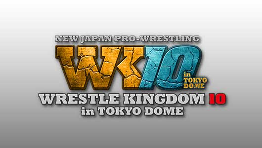 Watch Wrestle Kingdom 10