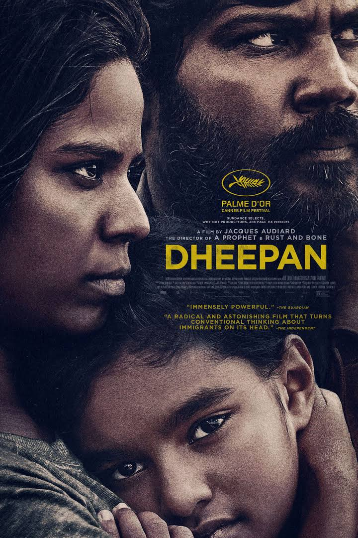 Dheepan (2015) 1080p HEVC BluRay x265 516 MB
