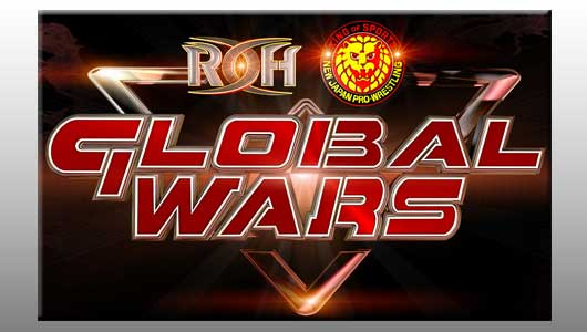 Watch ROH Global Wars 2016