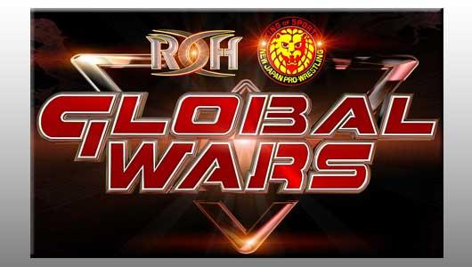 ROH Global Wars 2016
