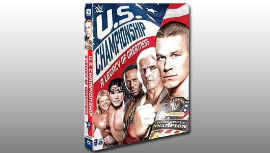 The US Championship A Legacy of Greatness DVD
