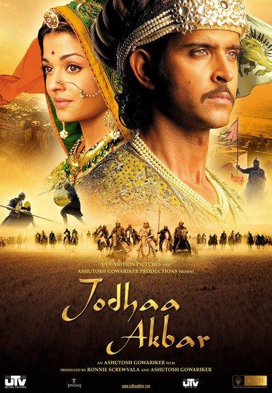 Jodhaa Akbar (2008) Hindi 1080p HEVC  X265 1GB