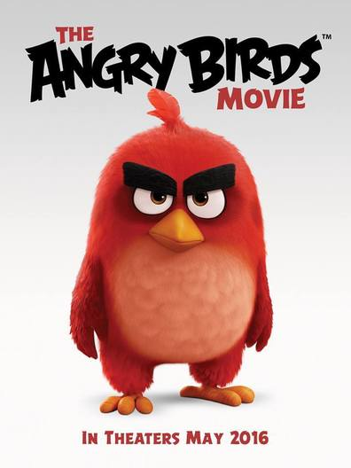 Angry Birds The Movie (2016) HDTS x264 300MB