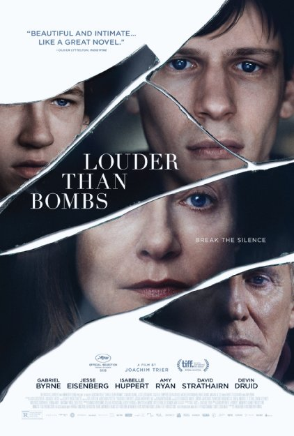 Louder Than Bombs (2015) 720p BluRay X264 769 MB