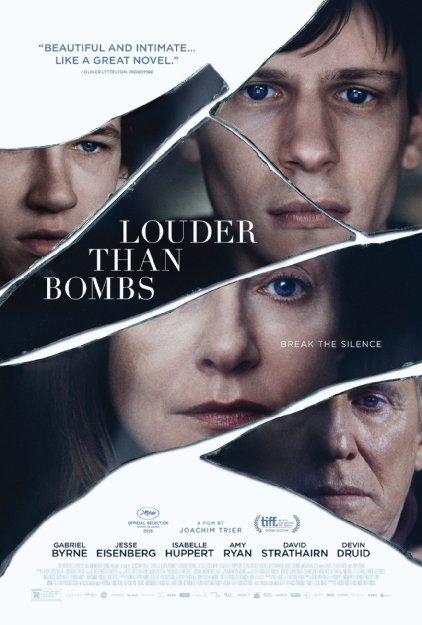 Louder Than Bombs (2015) 720p BluRay X264 769 MB