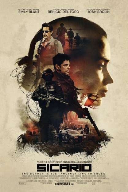 Sicario (2015) 720p BluRay X264 659 MB