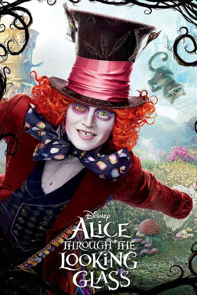 Alice Through the Looking Glass (2016) 720p HDTC 951 MB