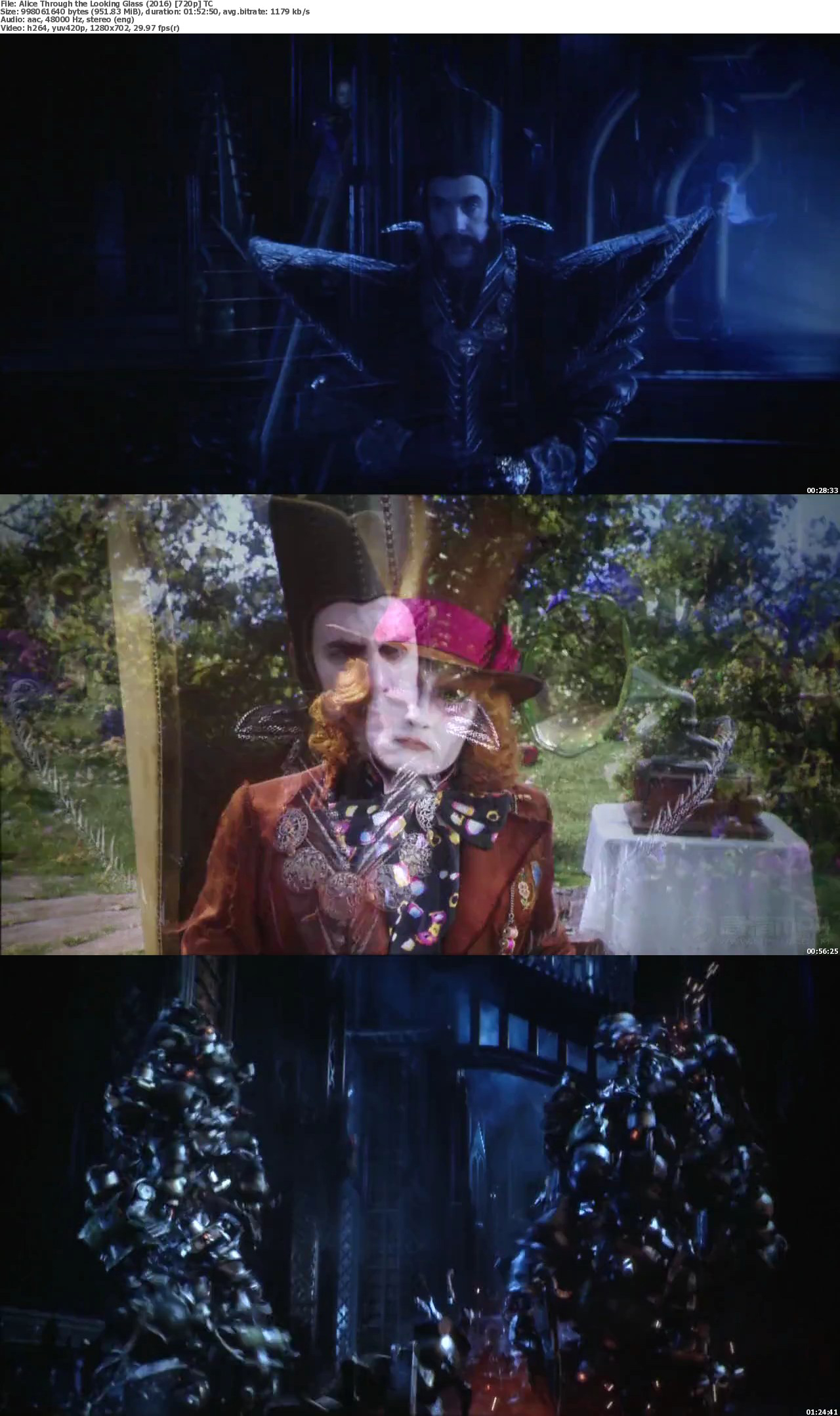 Alice Through The Looking Glass P Torrent