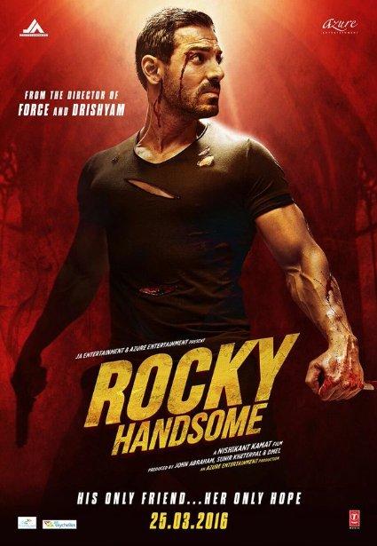 Rocky Handsome (2016) 720p HEVC WEBDL x265 650MB