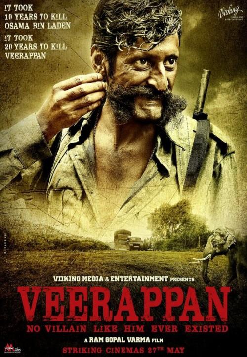 Veerappan (2016) 1080p HEVC WEBRip x265 740MB