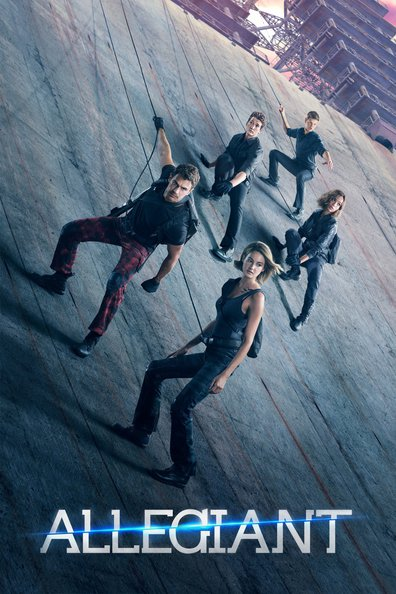 The Divergent Series: Allegiant (2016) 720p TC X264 1.10 GB