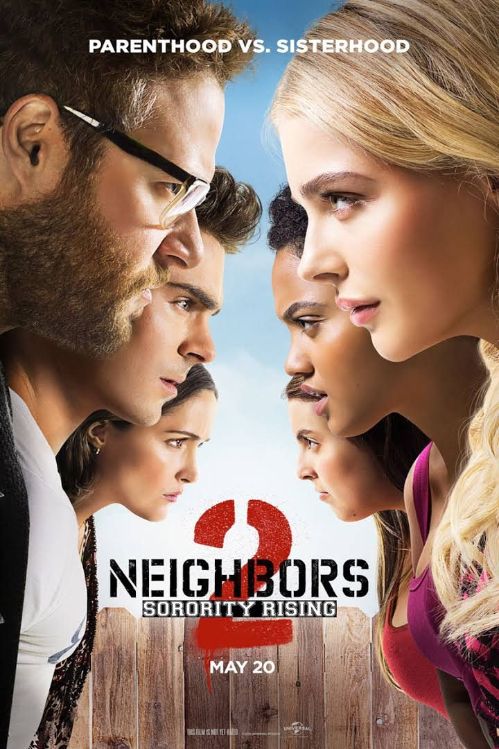 Neighbors 2 sorority rising (2016) 1080p HEVC WEBRip X265 317 MB