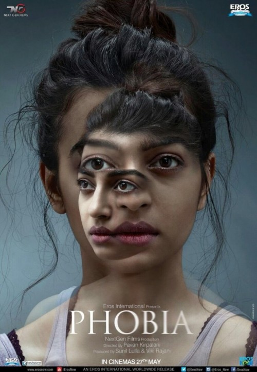 Phobia (2016) Hindi DVDRip x264 690MB