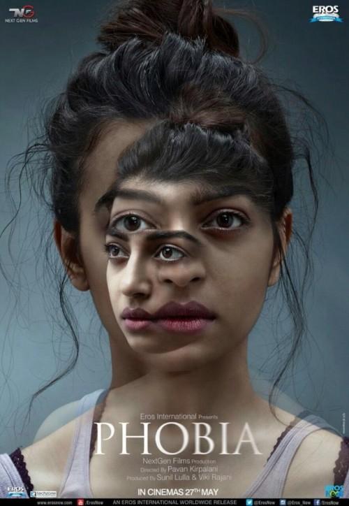 Phobia (2016) Hindi DVDRip x264 690MB