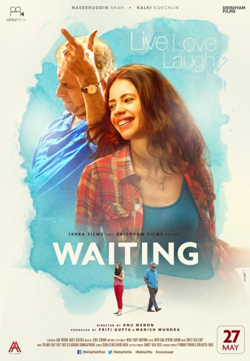 Waiting (2016) Hindi 720p HEVC DvDRip X265 460MB