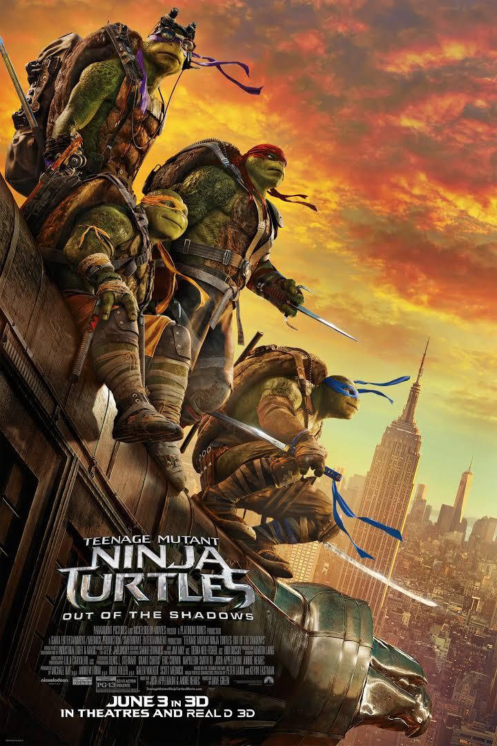Watch Online Teenage Mutant Ninja Turtles Out of the Shadows_2016 HD DvD X264