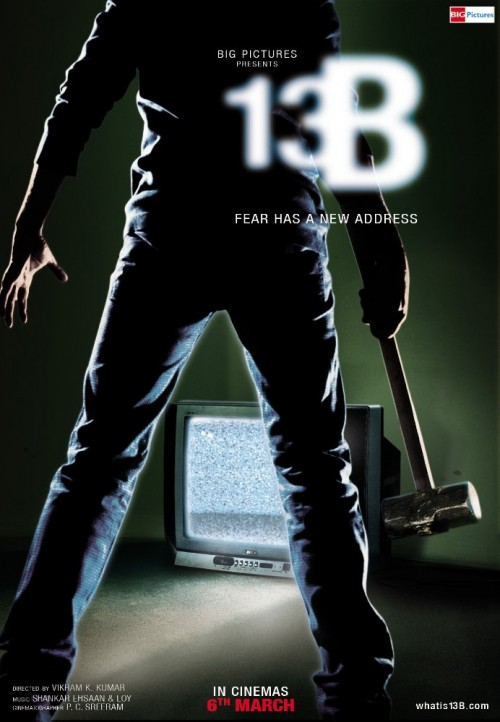 13b (2009) Hindi 720p HEVC  Web-DL x265 670MB