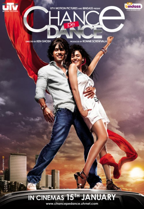 Chance Pe Dance (2010) 720p Dvdrip  X265 440MB