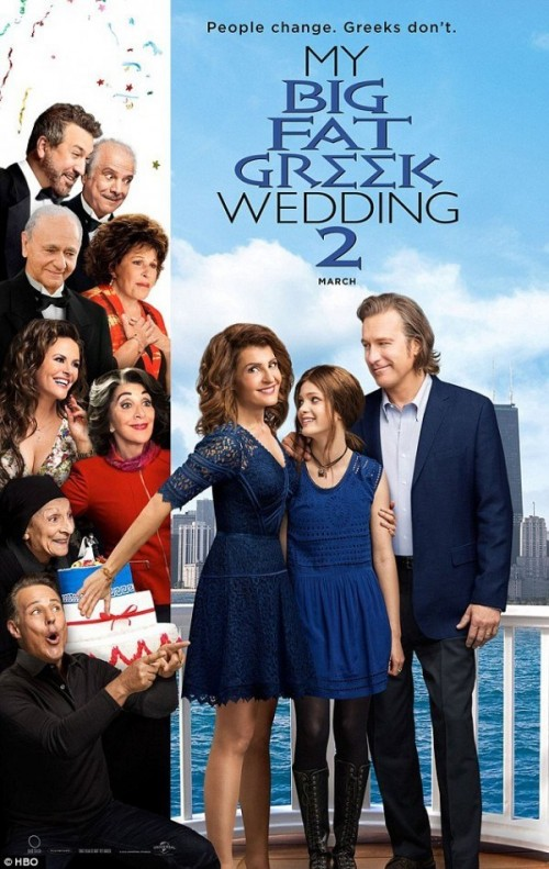 My Big Fat Greek Wedding 2 (2016) 720p BluRay X264 679 MB