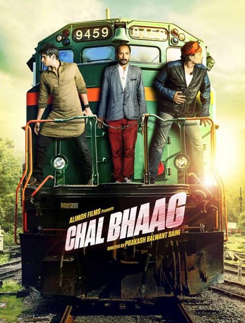 Chal Bhaag (2014) 720p Dvdrip X265 380MB