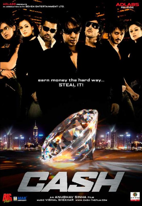 Cash (2007) 1080p HEVC Web-DL x265 450MB