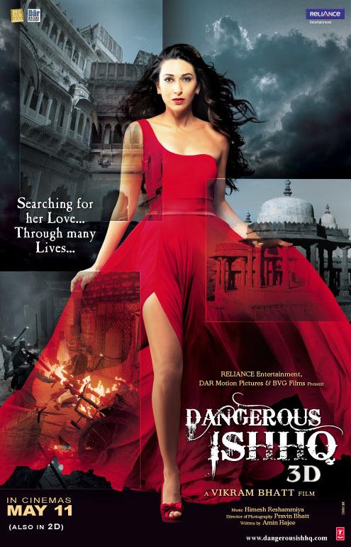 Dangerous Ishhq (2012) 1080p HEVC WEB-DL x265 440MB
