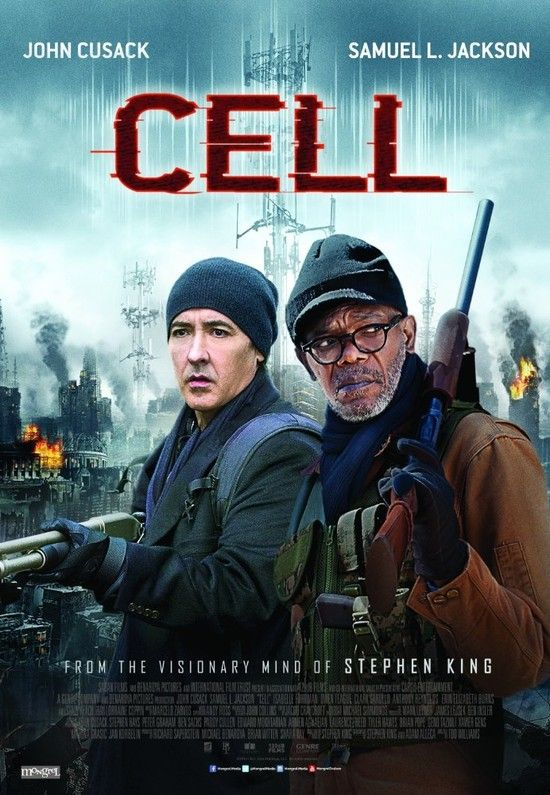 Cell (2016) 720p HEVC Web-dl X265 337 MB