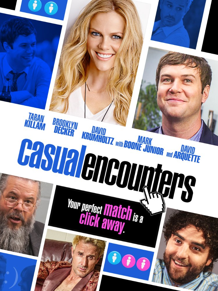 Casual Encounters (2016) 720P WEBRIP X264 606 MB